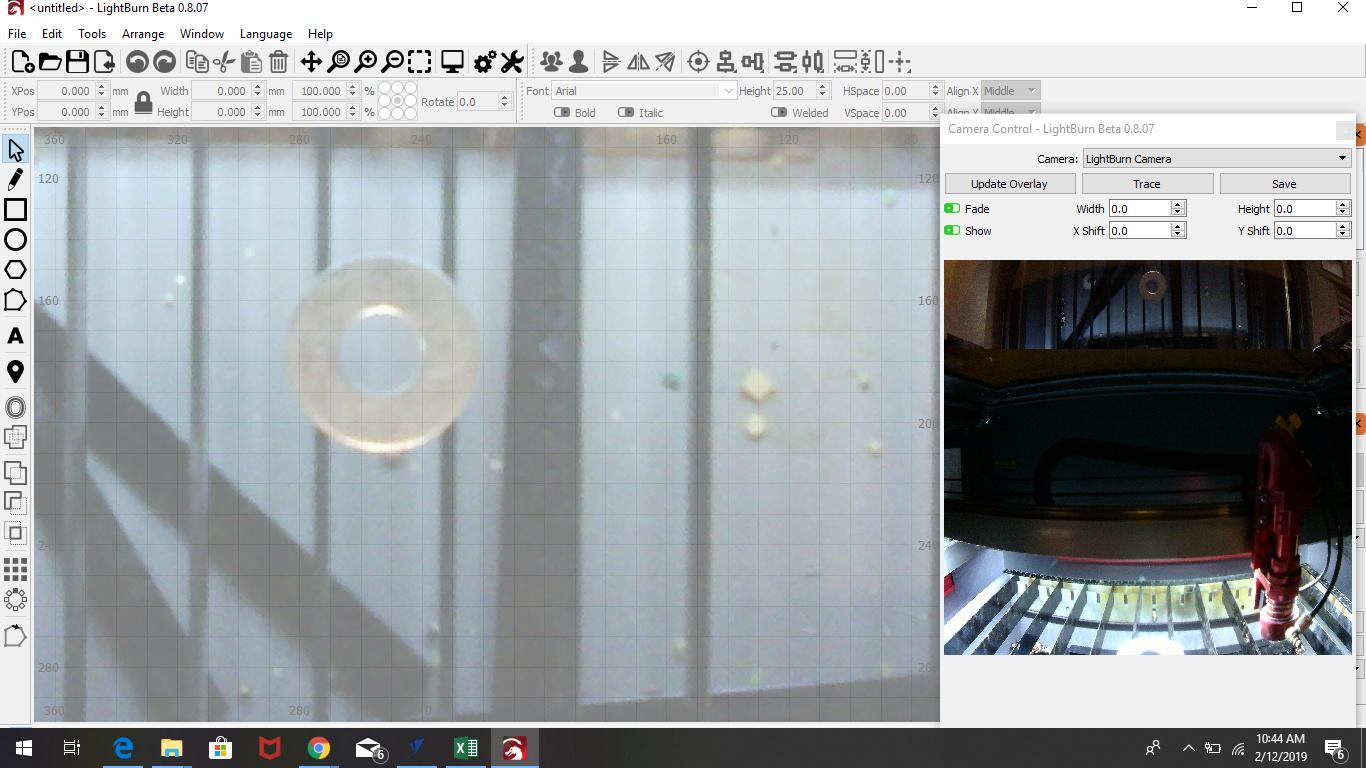 9cba37155bdf3 Not in focus low detail in overlay - Cameras - LightBurn Software Forum