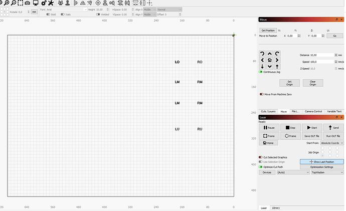 LB Graphic test