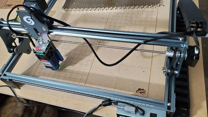 Sculpfun S6 Pro Workstation