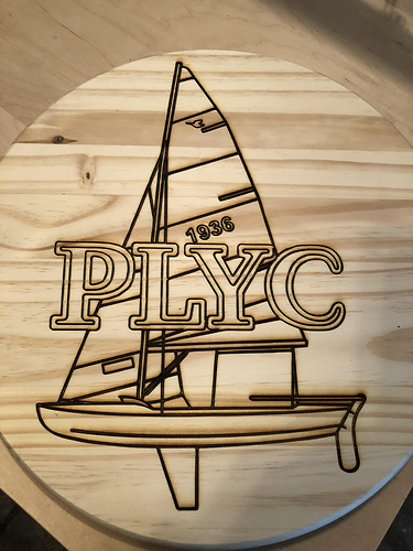 PLYC Laser Project Sample