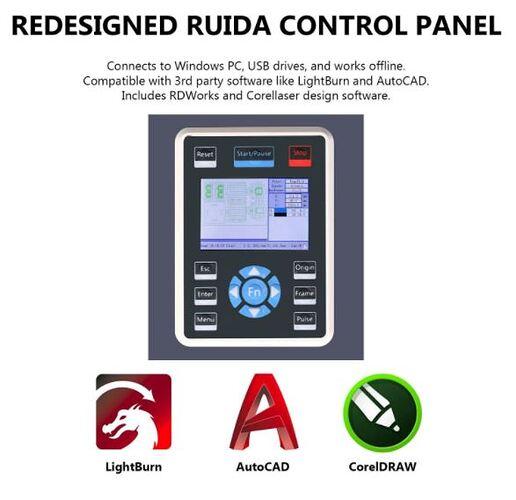 New Ruida controller