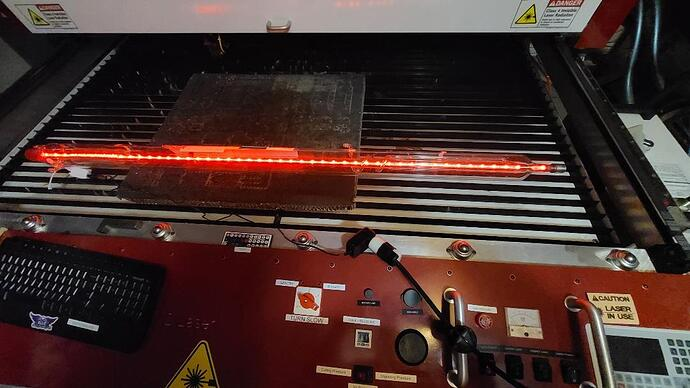 laser tube