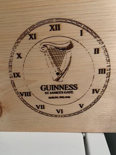 Guiness Clock Final 2