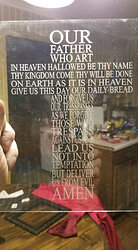 The Lords Prayer 3