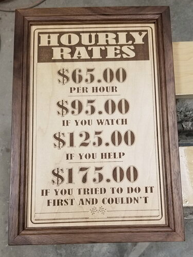 Hourly Rates