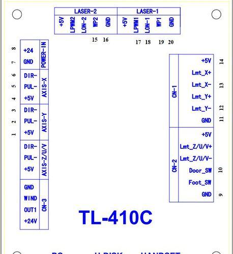 TL410C