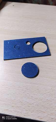 taglio plexy 3mm