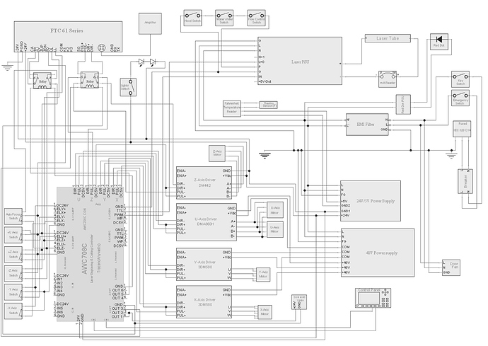 HP Series GEN V Electrical Schematic
