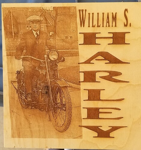 WILLIAM HARLEY TO POST IN LIGHTBURN