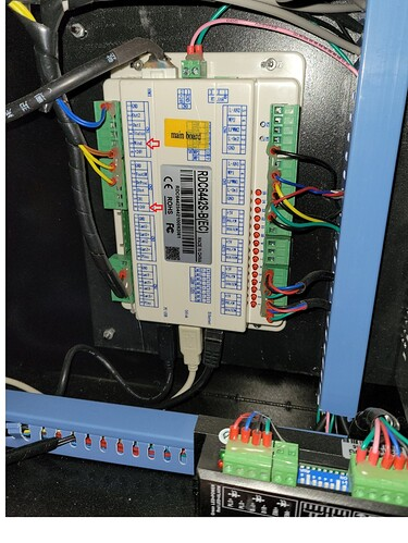 Controlboard