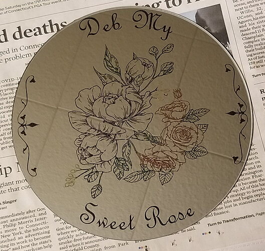 Deb My Sweet Rose 2