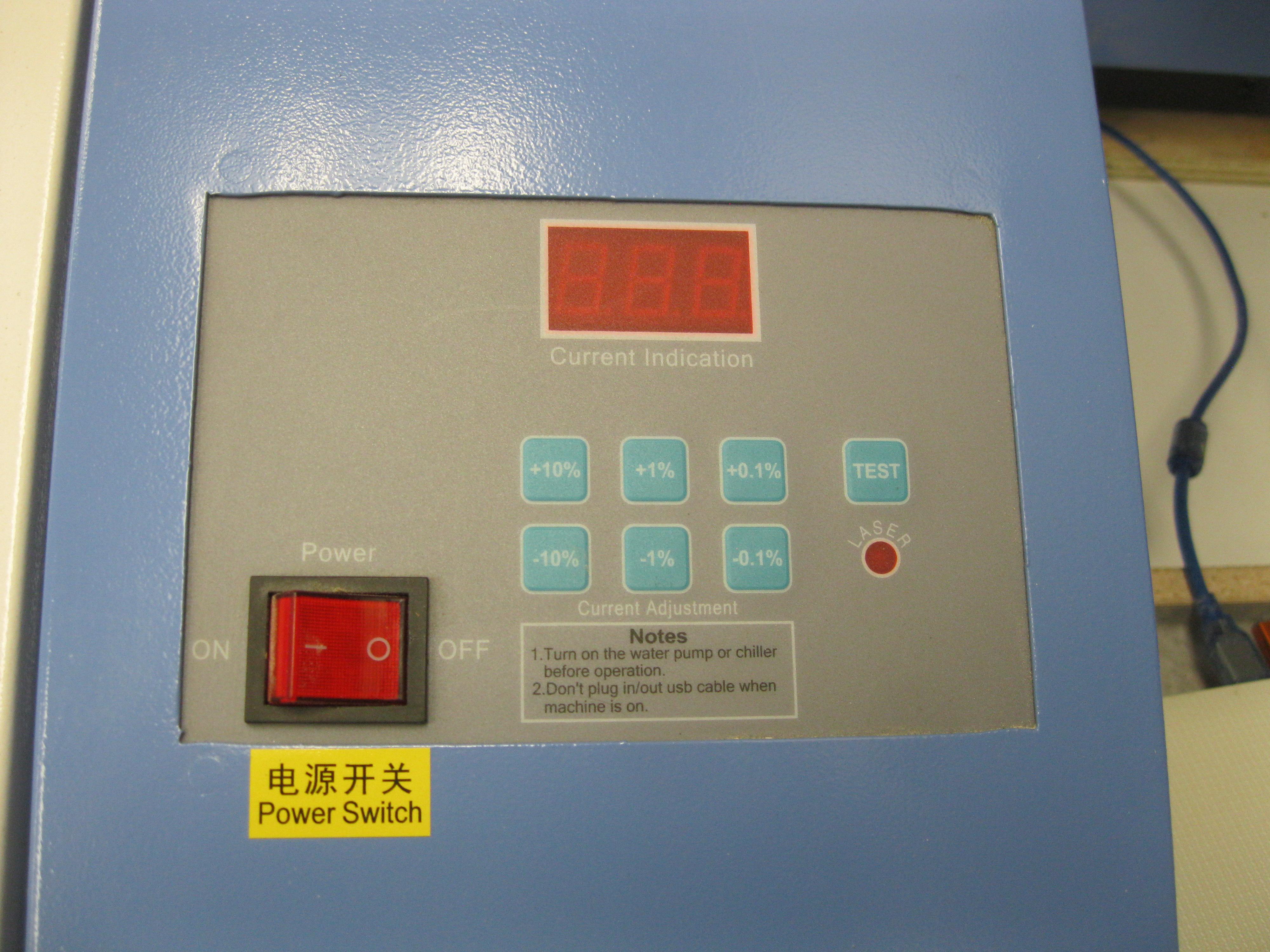 K40 Controller Board