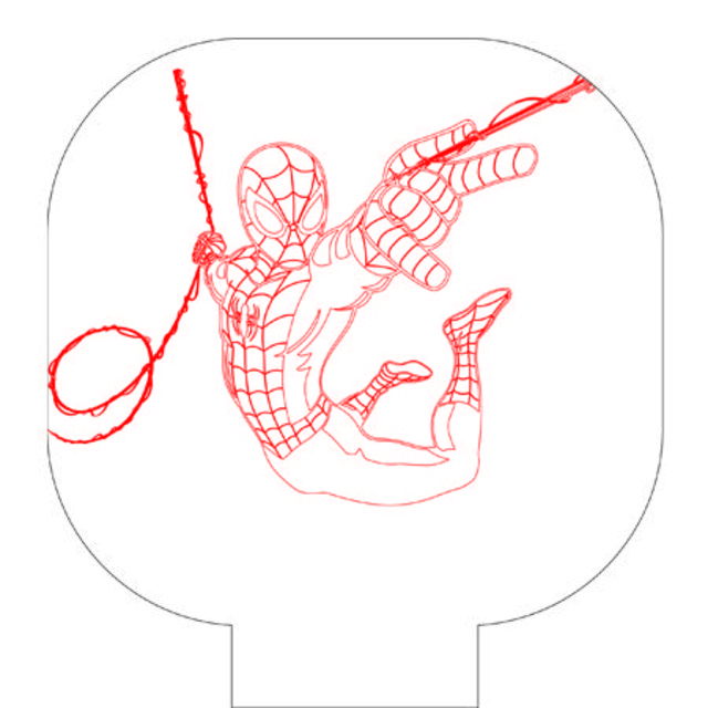 cnc-and-jigsaw-router-spiderman-d-illusion-vector-file-C788469e1268eaaa570168cc7acc8f564