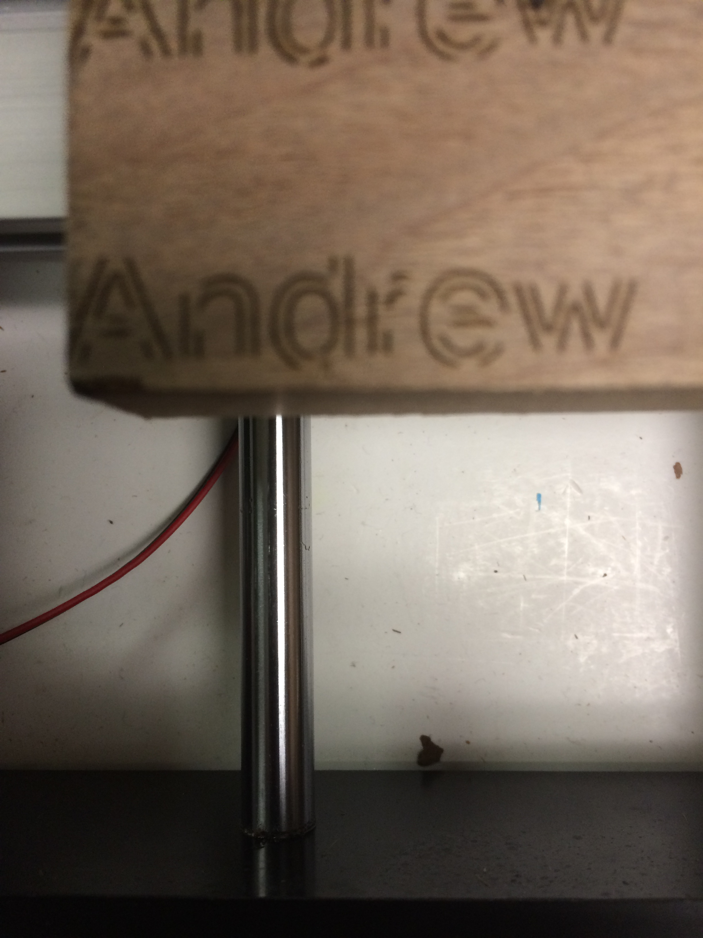 Fonts and Shapes do not connect after laser cut - LightBurn