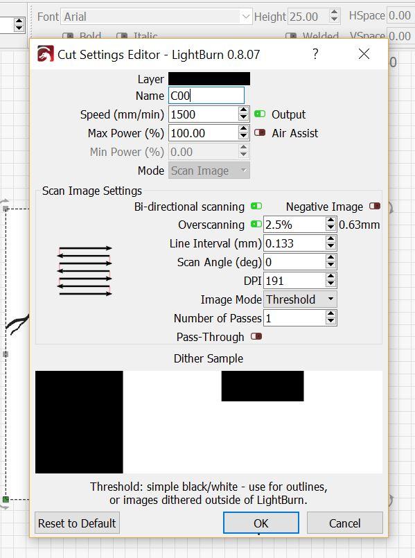 Engraving Speeds - How can I improve them? - LightBurn