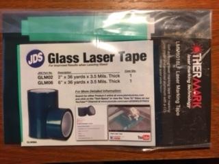 Laser Tape For Glass