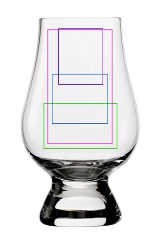Glencairn Glass 5inHigh Placement