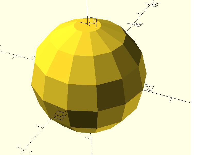 OpenSCADSphere